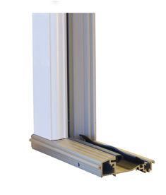 Palladio Composite Door Threshold StormGuard Low